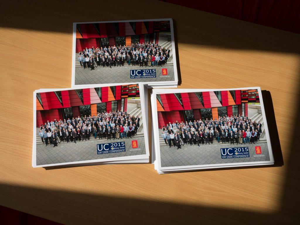 Gruppbild Lindholmen - fotokopior