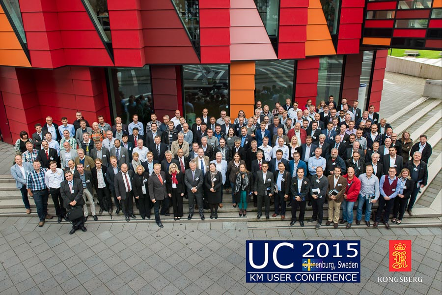 UC2015-Gothenburg, Sweden