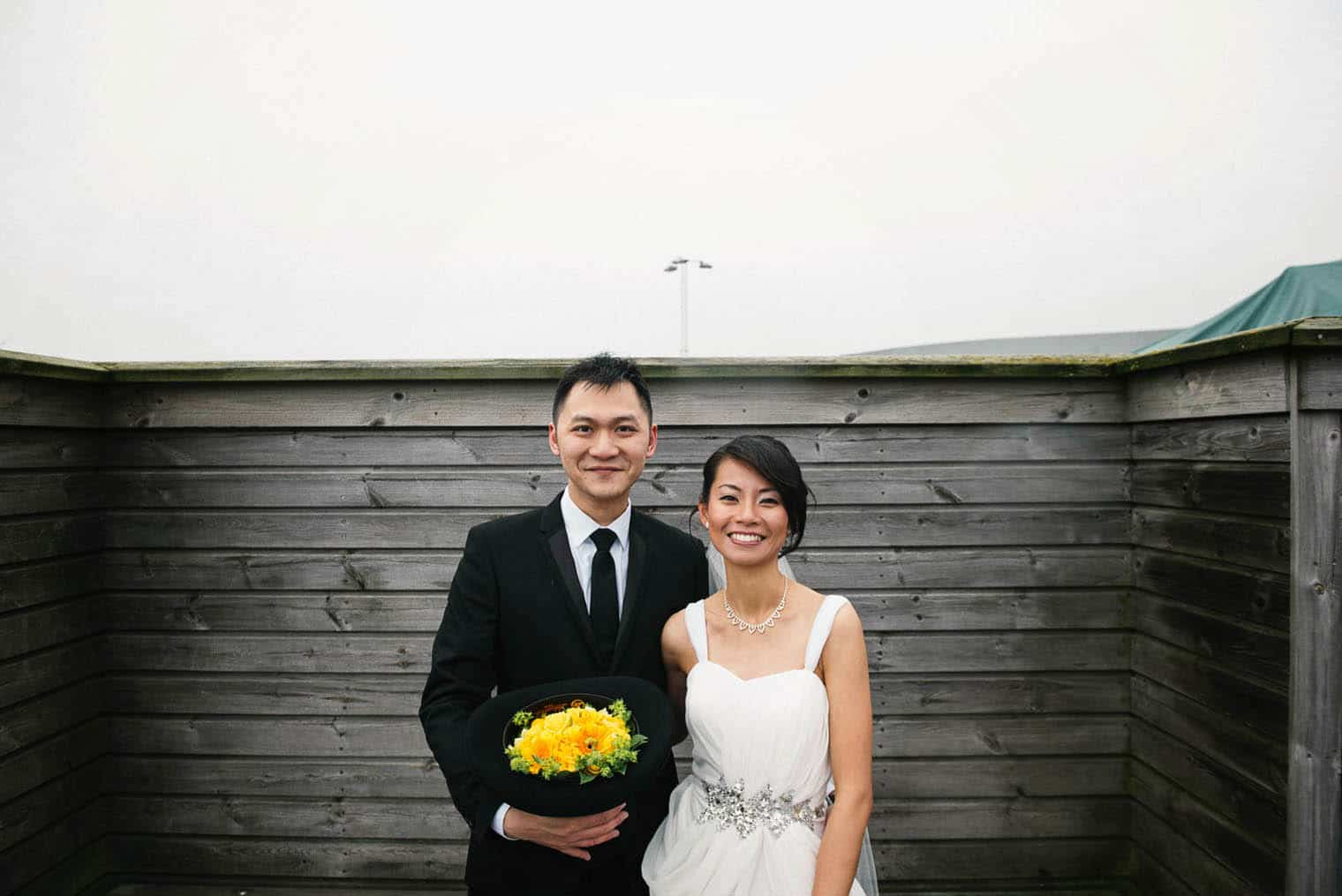 couple Hong Kong Gothenburg Sweden