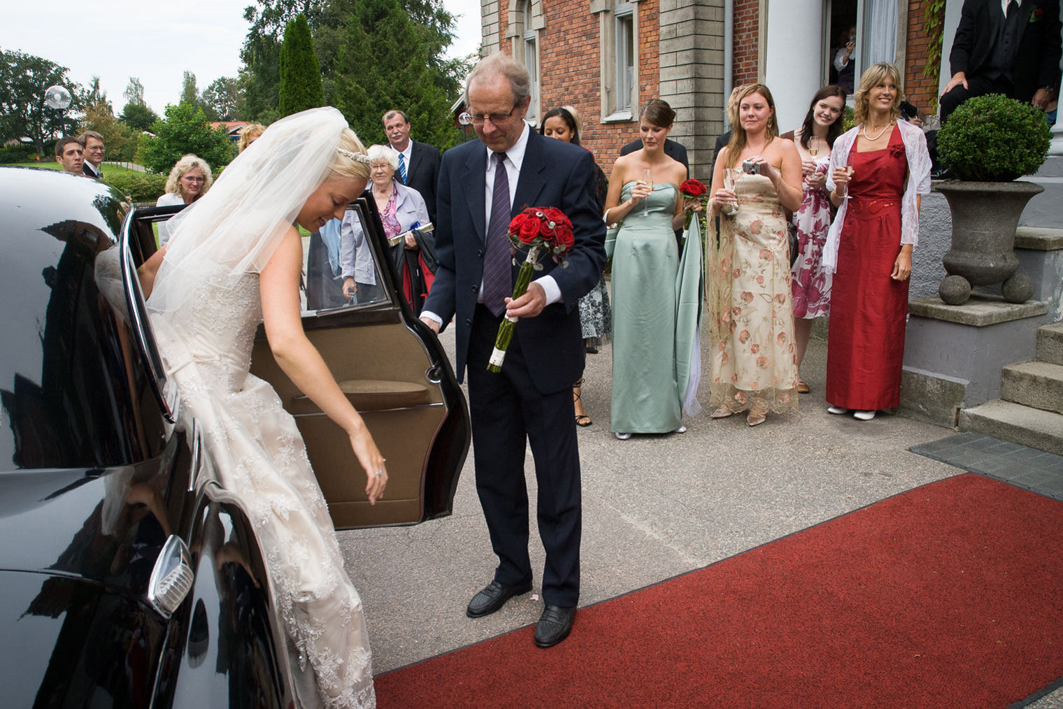 Wedding Photos at Thorskogs slott